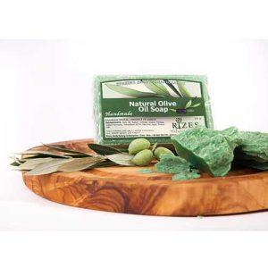 natuurlijke griekse olijfzeep