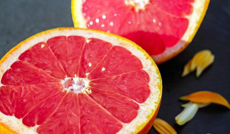 grapefruit olie etherische