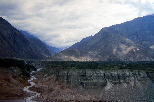 himalaya pakistan zoutlamp