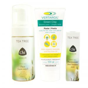 tea tree acne pakket