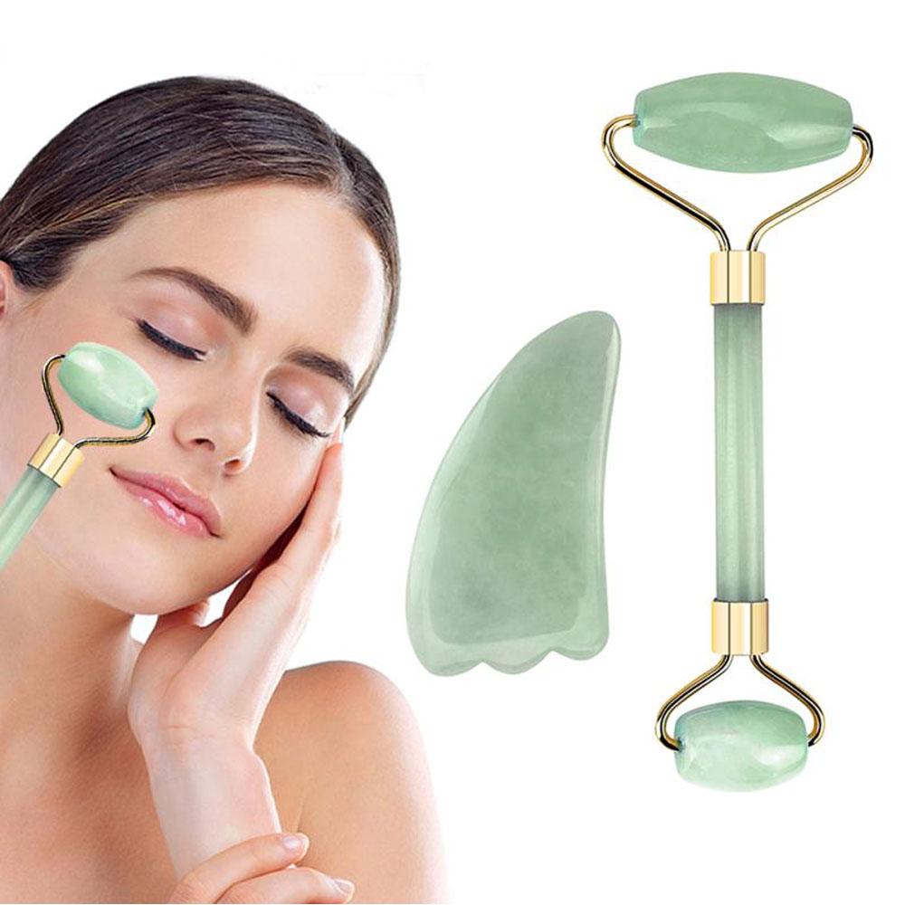 jade massage roller gezicht