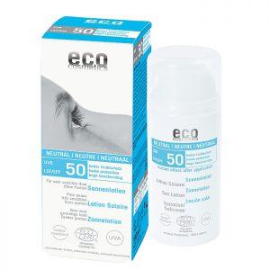biologische zonnebrand spf 50