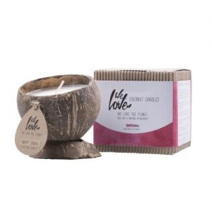 kokosnoot soja kaars sweet senses