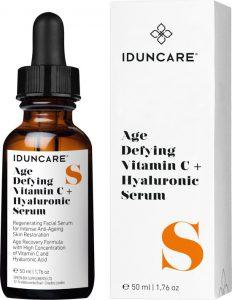 iduncare vitamine c gezichts serum