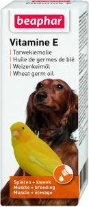 Beaphar tarwekiemolie hond dieren