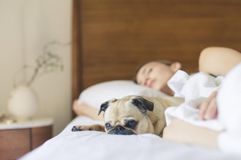 voordelen naakt slapen gezondheid relatie
