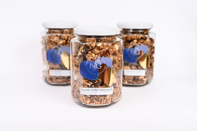 tiara nataf naturally granola