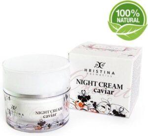 hristina nachtcreme caviar review