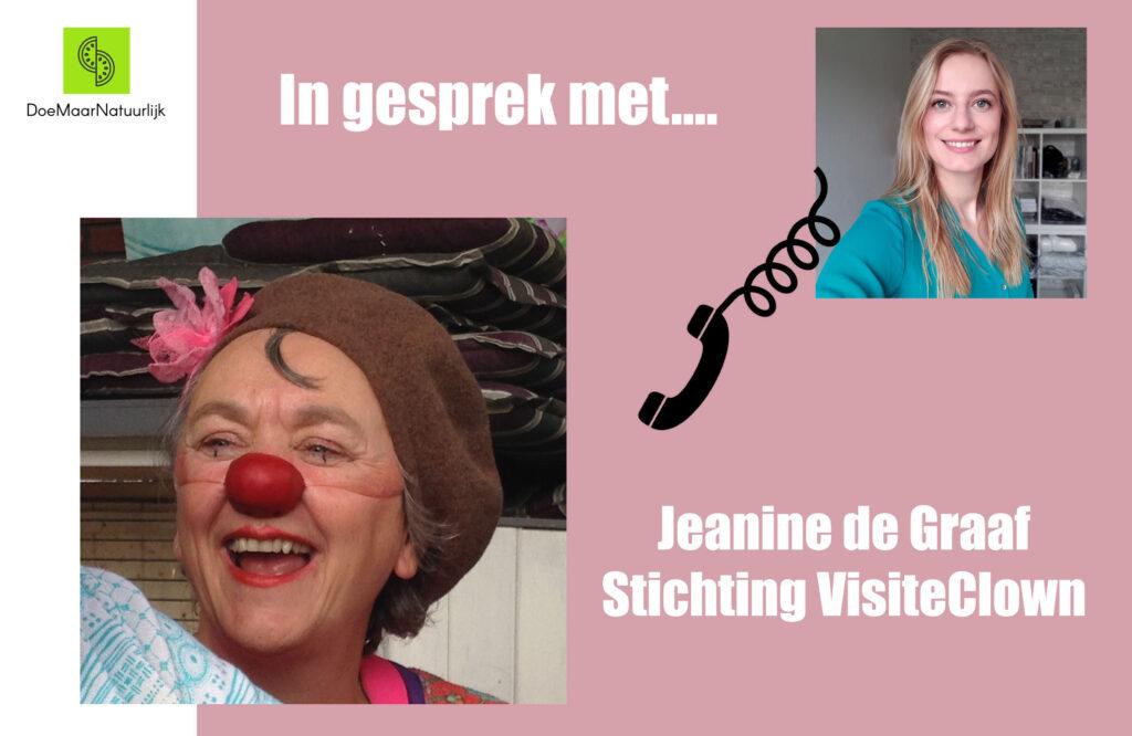 jeanine de graaf stichting visiteclown