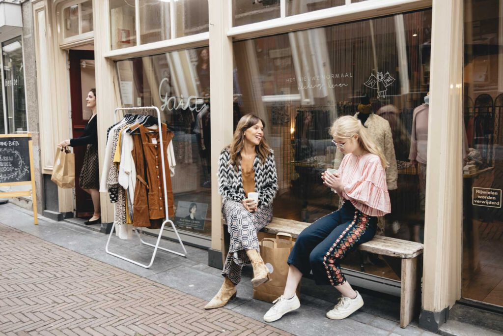 kledingbieb kleding huren lenen duurzaam