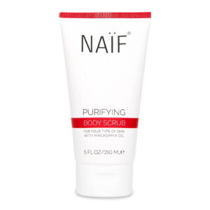 naif zuiverende purifying scrub gezicht review