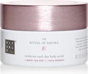 scrub rituals sakura lichaam review