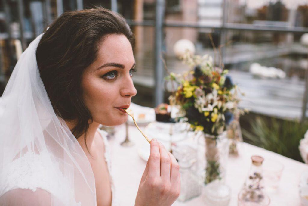 duurzame groene bruiloft