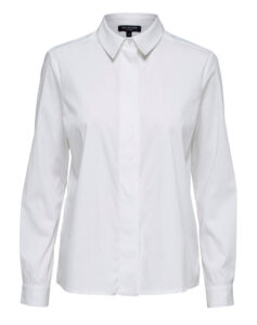 Witte blouse selected femme