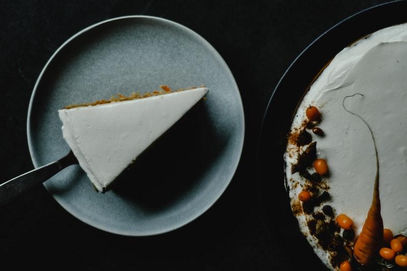 carrot cake glutenvrij lactosevrij
