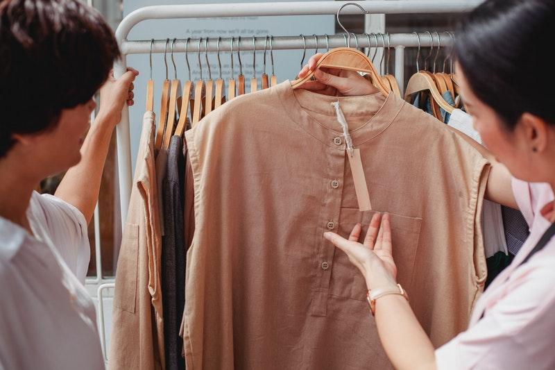 minimalisme kleding consuminderen