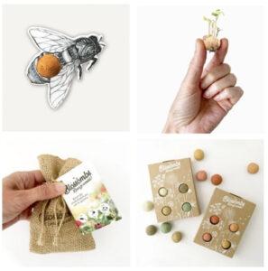 duurzame cadeau ideeen blossems