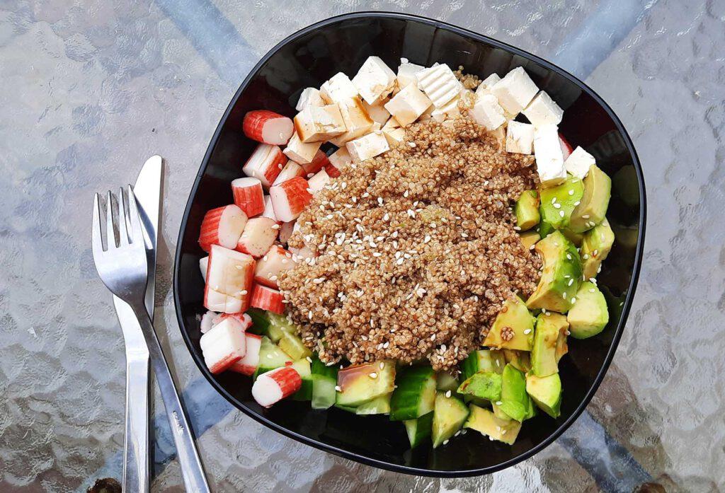 Lunch-glutenvrij-quinoa-avocado